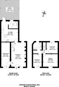 Large floorplan for Windmill Road, Croydon, CR0
