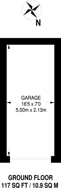 Large floorplan for Campbell Road, Croydon, CR0