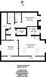 Large floorplan for Sydenham Road, Croydon, CR0