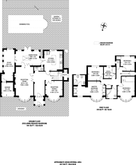 Large floorplan for Flambard Road, Harrow, HA1