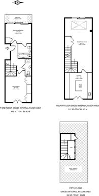 Large floorplan for Wakley Street, Angel, EC1V