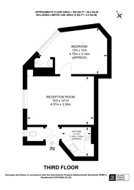 Large floorplan for Hannibal Road, Stepney, E1