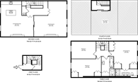 Large floorplan for Sinclair Road, Brook Green, W14
