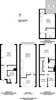 Large floorplan for Ferry Street, Isle Of Dogs, E14