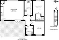 Large floorplan for Haddo Street, Greenwich, SE10