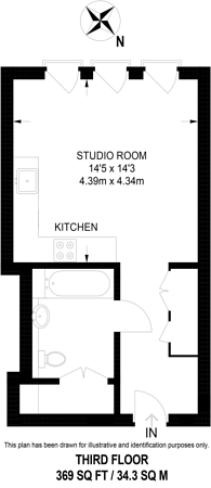 Large floorplan for The Strand, The Strand, WC2R