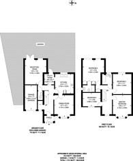Large floorplan for Abbots Green, Gravel Hill, CR0