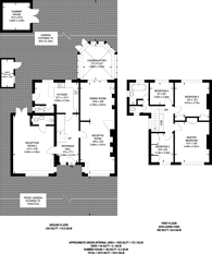Large floorplan for Mitcham Park, Mitcham, CR4
