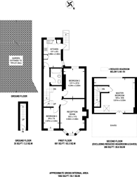 Large floorplan for London Road, Wembley, HA9