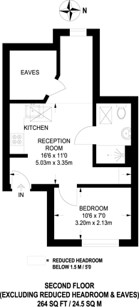 Large floorplan for Bensham Lane, Croydon, CR0