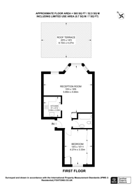 Large floorplan for Hornton Street, Kensington, W8