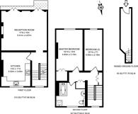 Large floorplan for Gaisford Street, Kentish Town, NW5