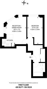Large floorplan for Peterborough Road, Harrow, HA1