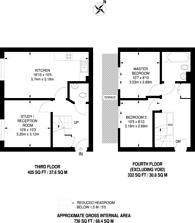 Large floorplan for Curness Street, Lewisham, SE13