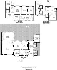 Large floorplan for Burdon Lane, Cheam, SM2
