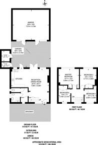Large floorplan for Chaplin Road, Alperton, HA0