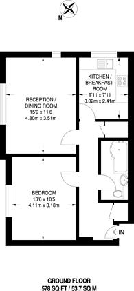Large floorplan for Emmanuel Road, Northwood, HA6