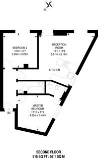 Large floorplan for Market Square, Bromley, BR1