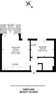 Large floorplan for Walnut Tree Close, Guildford, GU1