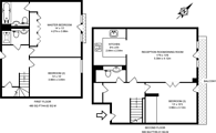 Large floorplan for Guildhouse Street, Pimlico, SW1V