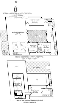 Large floorplan for Micawber Street, Islington, N1