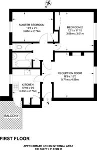 Large floorplan for Somerford Grove Estate, Stoke Newington, N16