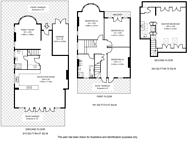 Large floorplan for Aberdeen Park, Highbury, N5