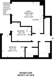 Large floorplan for Station View, Guildford, GU1