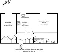 Large floorplan for Brodlove Lane, Shadwell, E1W