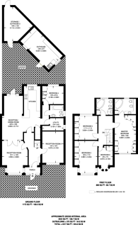 Large floorplan for Sudbury Court Road, Sudbury, HA1