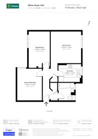 Large floorplan for Milton Road, Harrow, HA1