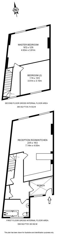Large floorplan for Vanbrugh Park, Blackheath, SE3