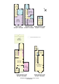 Large floorplan for Ovington Street, Chelsea, SW3