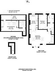 Large floorplan for Prebend Gardens, Stamford Brook, W6