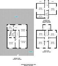 Large floorplan for Beacon Hill, Hillmarton Conservation Area, N7