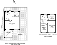 Large floorplan for The Causeway, East Finchley, N2