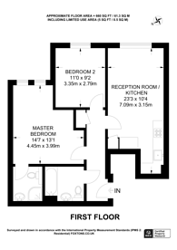 Large floorplan for Birdhurst Road, Croydon, CR2