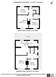 Large floorplan for Linkway, Westborough, GU2