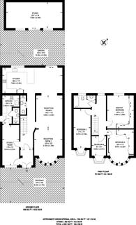 Large floorplan for Great West Road, Heston, TW5