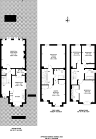 Large floorplan for London Road, Harrow on the Hill, HA1