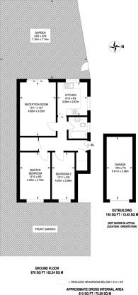 Large floorplan for Ellerton Road, Surbiton, KT6
