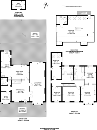Large floorplan for Anson Road, Willesden Green, NW2
