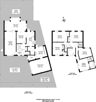Large floorplan for Church Road, East Molesey, KT8