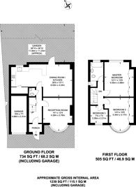 Large floorplan for The Roystons, Berrylands, KT5