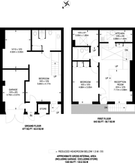 Large floorplan for Holland Park Mews, Holland Park, W11