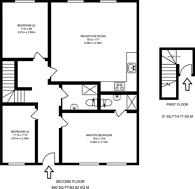 Large floorplan for Kingsland Road, Dalston, E8