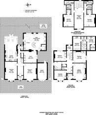 Large floorplan for St James's Road, Hampton, TW12