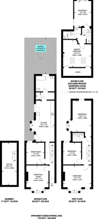 Large floorplan for East Road, Stratford, E15