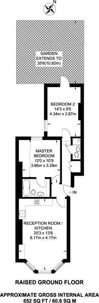 Large floorplan for Longridge Road, Earls Court, SW5