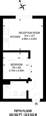 Large floorplan for Strand, The Strand, WC2R